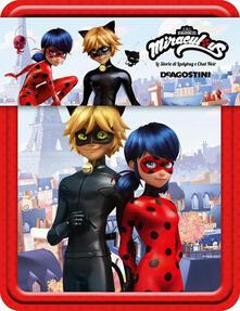 Amatigota.it La scatola di Miraculous. Le storie di Ladybug e Chat Noir. Con gadget Image