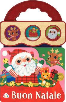 Radiospeed.it Buon Natale. Ediz. a colori Image