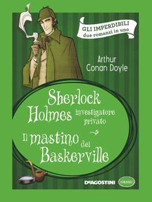 Antondemarirreguera.es Sherlock Holmes investigatore privato-Il mastino dei Baskerville Image