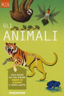 Camfeed.it Gli animali. Discovery plus. Ediz. a spirale Image