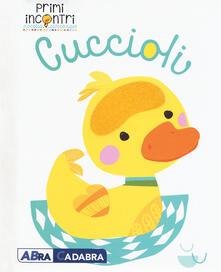 Voluntariadobaleares2014.es Cuccioli. Ediz. a colori Image