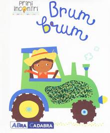Daddyswing.es Brum brum. Ediz. a colori Image