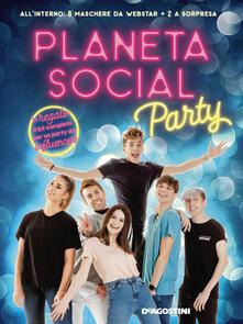 Voluntariadobaleares2014.es Planeta social party Image