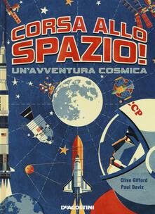 Radiospeed.it Corsa allo spazio! Un'avventura cosmica Image
