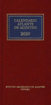 Calendario atlante De Agostini 2020. Con applicazione online