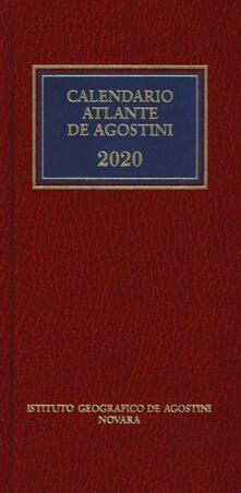Ristorantezintonio.it Calendarioatlante De Agostini 2020. Con applicazione online Image