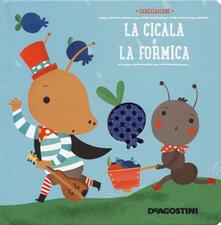Premioquesti.it La cicala e la formica. Ediz. a colori Image