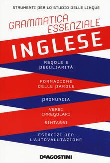 Filmarelalterita.it Grammatica essenziale. Inglese Image