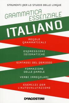 Grammatica essenziale. Italiano.pdf