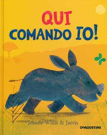 Antondemarirreguera.es Qui comando io! Ediz. a colori Image