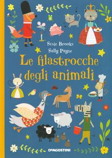 Le filastrocche degli animali. Ediz. a colori.pdf