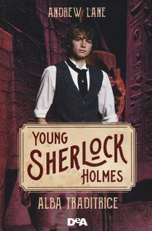 Ascotcamogli.it Alba traditrice. Young Sherlock Holmes Image