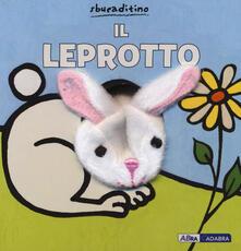 Recuperandoiltempo.it Il leprotto. Ediz. a colori Image