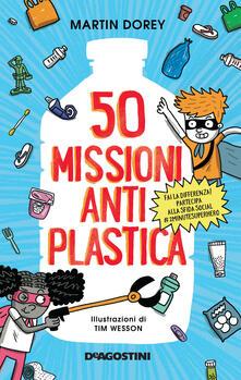 Letterarioprimopiano.it 50 missioni antiplastica Image