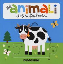 Criticalwinenotav.it Animali. Libro puzzle. Ediz. a colori Image