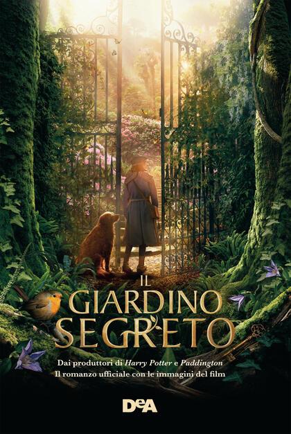 Il giardino segreto - Frances Hodgson Burnett - Libro - De Agostini - Le  gemme | IBS
