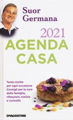 L' agenda casa di suor Germana 2021