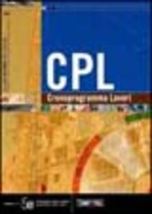 Radiospeed.it CPL. Cronoprogramma lavori. Con software Image