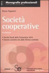 Società cooperative. Novità fiscali 2005. Decreto correttivo bis della riforma societaria