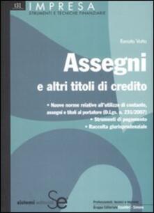 Assegni e altri titoli di credito.pdf