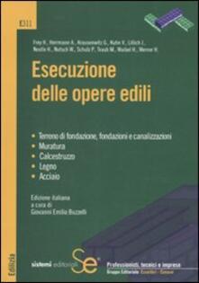 Librisulrazzismo.it Esecuzione delle opere edili Image