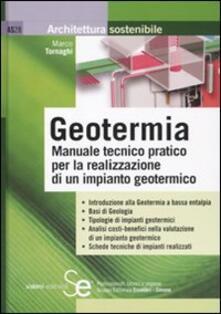 Vitalitart.it Geotermia. Manuale tecnico pratico per la realizzazione di un impianto geotermico Image