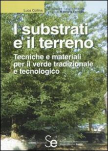 Lpgcsostenible.es I substrati e il terreno. Tecniche e materiali per il verde tradizionale e tecnologico Image