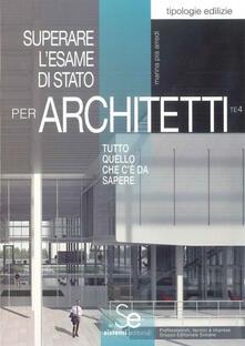 Camfeed.it Superare l'esame di Stato per architetti. Tutto quello che c'è da sapere Image