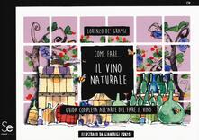 Birrafraitrulli.it Come fare... Il vino naturale. Guida completa all'arte del fare il vino Image