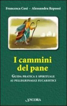 Camfeed.it I cammini del pane. Guida pratica e spirituale ai pellegrinaggi eucaristici Image