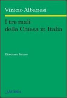 Radiospeed.it I tre mali della Chiesa in Italia. Ritrovare futuro Image
