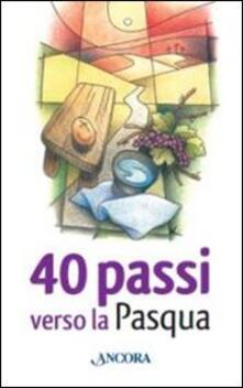Adiaphora.it 40 passi verso la Pasqua Image