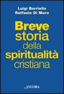 Aboutschuster.de Breve storia della spiritualità cristiana Image