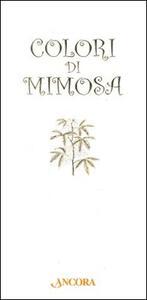 Colori di mimosa