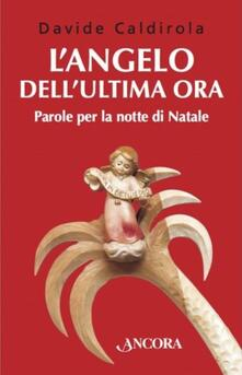 Writersfactory.it L' angelo dell'ultima ora Image
