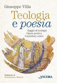 Promoartpalermo.it Teologia e poesia Image
