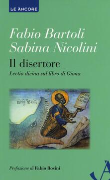Grandtoureventi.it Il disertore. Lectio divina sul libro di Giona Image