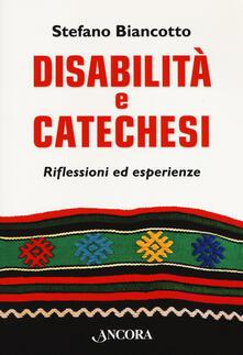 Fondazionesergioperlamusica.it Disabilità e catechesi. Riflessioni ed esperienze Image