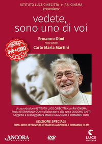 Vedete, sono uno di voi. Ermanno Olmi racconta Carlo Maria Martini. Con DVD - Garzonio Marco Olmi Ermanno - wuz.it