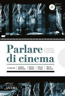 Grandtoureventi.it Parlare di cinema 2016-2017 Image