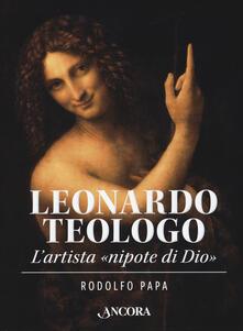 Antondemarirreguera.es Leonardo teologo Image