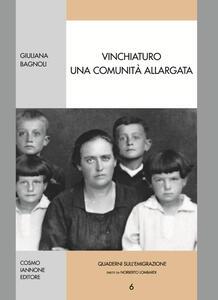 Vinchiaturo, una comunità allargata
