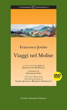 Viaggi nel Molise. Con DVD video - Francesco Jovine - copertina