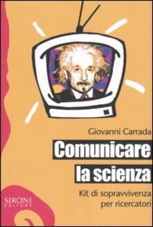 Aboutschuster.de Comunicare la scienza. Kit di sopravvivenza per ricercatori Image