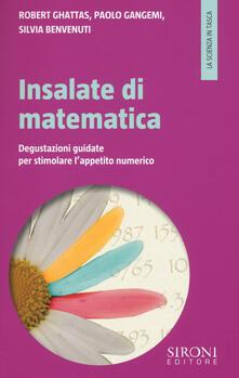 Daddyswing.es Insalate di matematica. Degustazioni guidate per stimolare l'appetito numerico Image