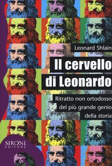 Antondemarirreguera.es Il cervello di Leonardo. Ritratto non ortodosso del più grande genio della storia Image