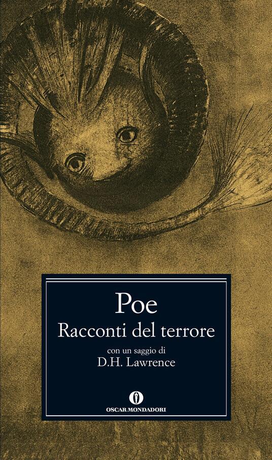racconti del terrore - Edgar Allan Poe,Delfino Cinelli,Alex Roger Falzon,Elio Vittorini - ebook