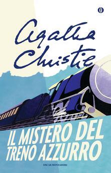 Il mistero del Treno Azzurro - Agatha Christie - ebook