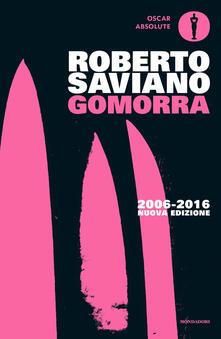 Gomorra. Viaggio nell'impero economico e nel sogno di dominio della camorra - Roberto Saviano - ebook