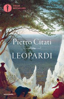 Leopardi - Pietro Citati - ebook